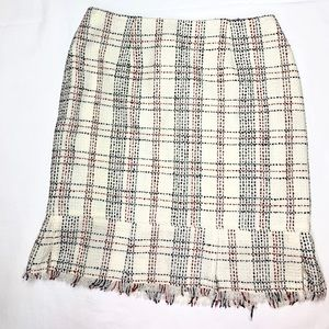 Worthington women's skirt size 12 white